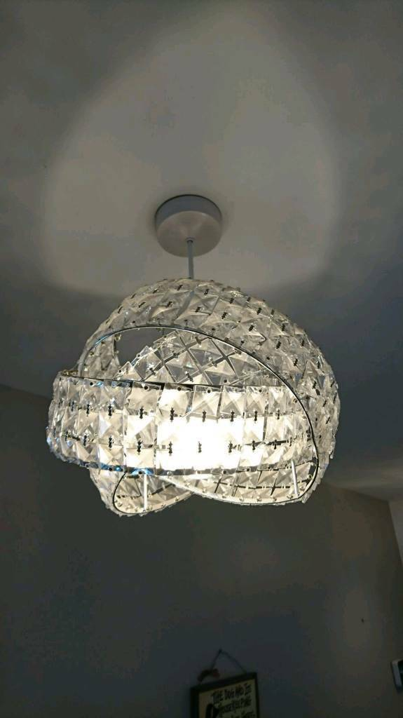 Next Venetian Easy Fit Pendant Light 2 Available In Exeter