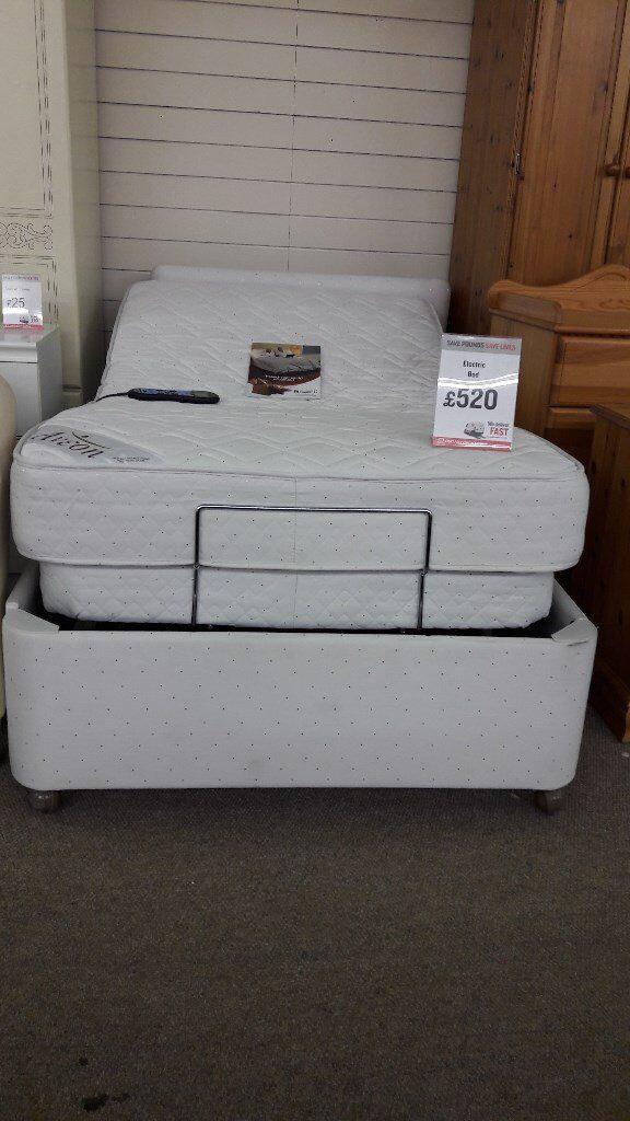 Adjustamitic Electric Bed Mattress