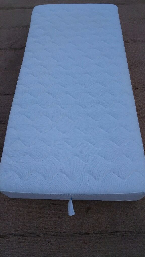 Ikea Sultan Hagvik Active Pocket Spring Single Mattress 90 X 200cm Very Good Used