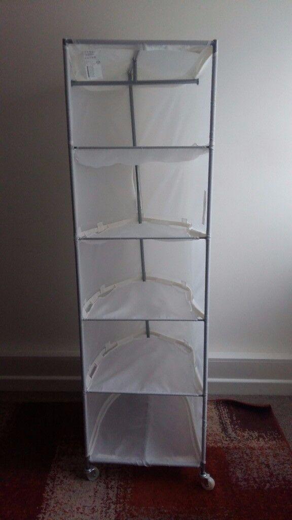 Ikea Ps White Fabric Wardrobe In Finsbury Park London