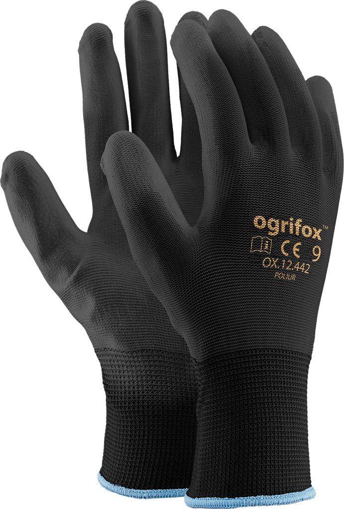 12 Paar Arbeitshandschuhe Garten Handschuhe Montagehandschuhe Schutzhandschuhe