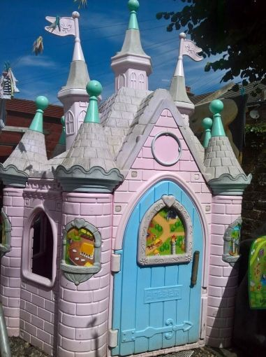 playhouse feber castle   in Bognor Regis  West Sussex   Gumtree playhouse feber castle