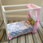 Our Generation Sweet Canopy Bed In Pill Bristol Gumtree