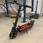 Electric Scooter Black And Red 36v 400w 30mph In Blackburn Lancashire Gumtree