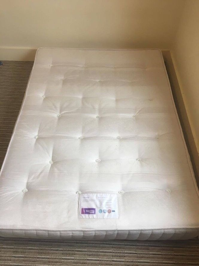 New Benson For Beds Double Mattress 80 Pounds Or Best Offer