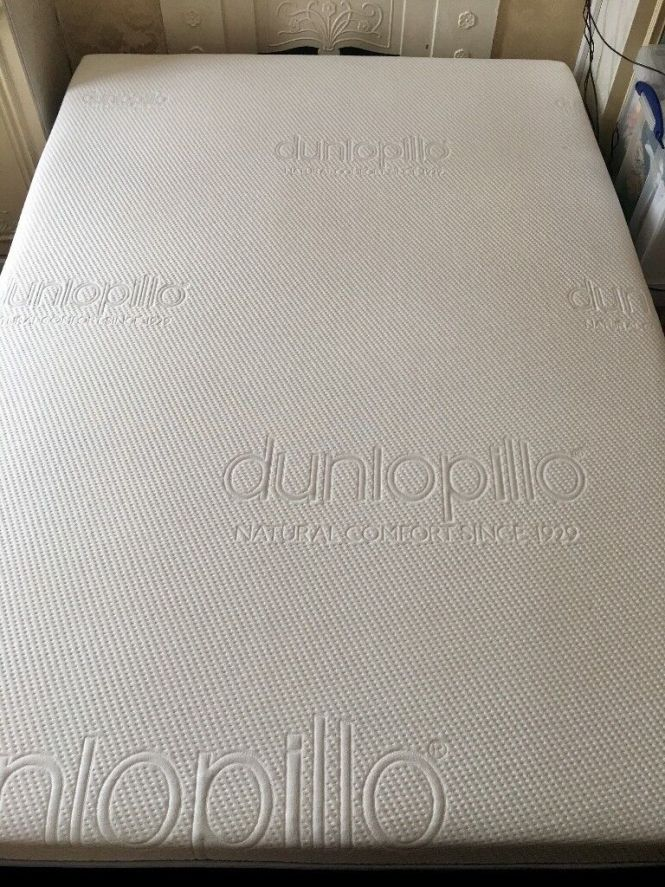 Mint Dunlopillo Firmrest Latex Mattress Uk Double