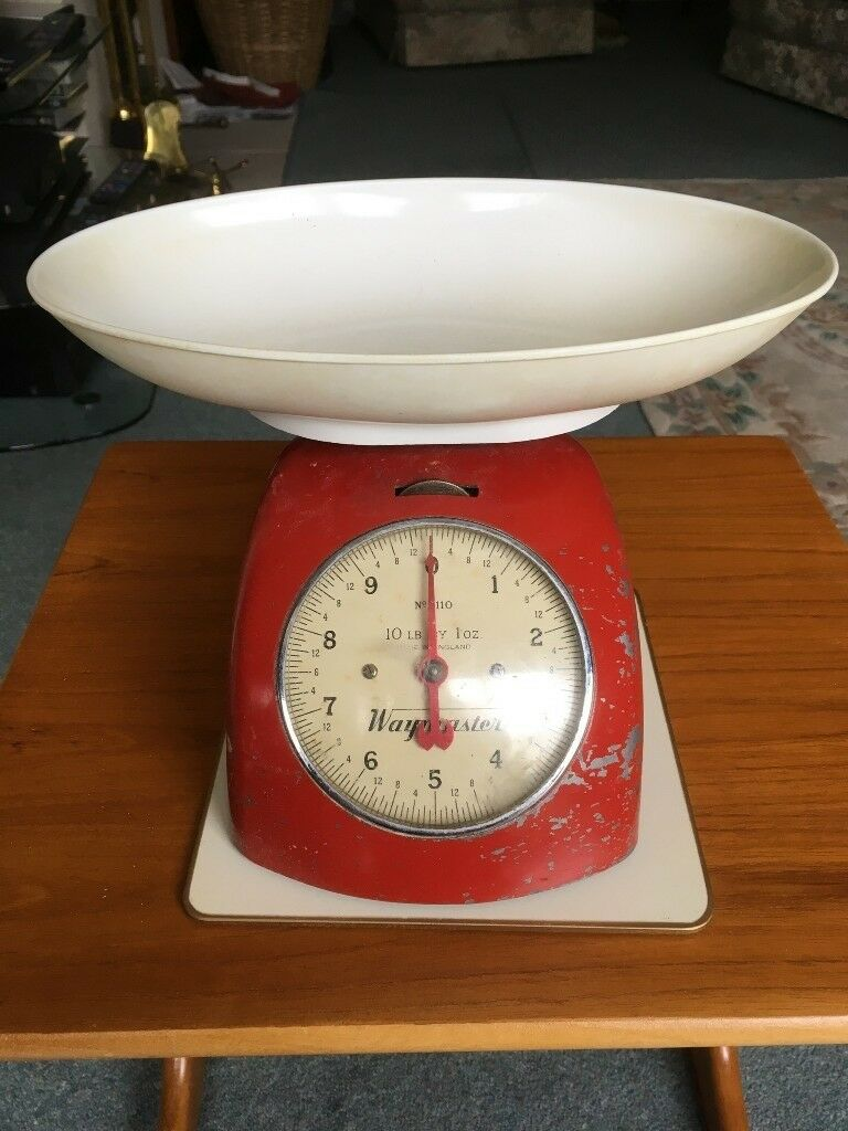 Vintage Waymaster Kitchen Scales In Ash Hampshire Gumtree