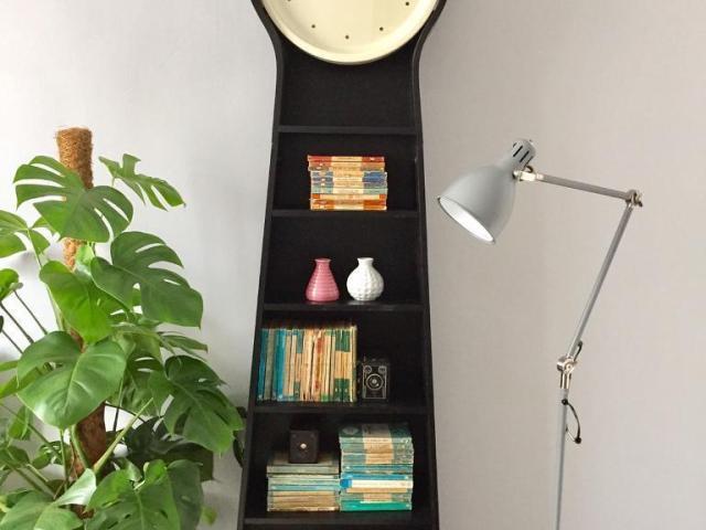 Image result for ikea clock shelf