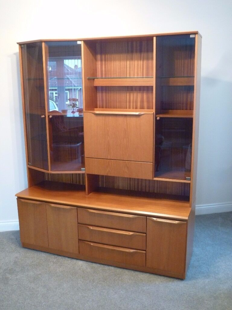 Dining Room Lounge Unit Display Cabinet Drinks