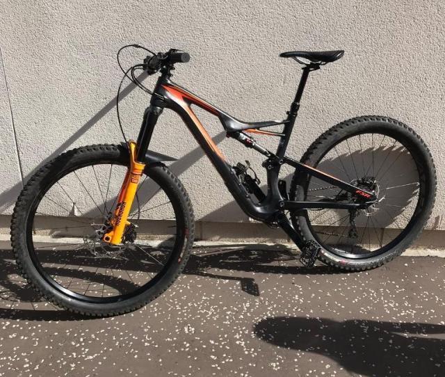 Specialized Stumpjumper Fsr Comp Carbon 660b Mens Mountain Bike