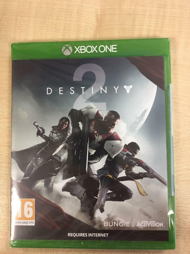 Brand New Amp Sealed Destiny 2 Xbox One In Canvey Island