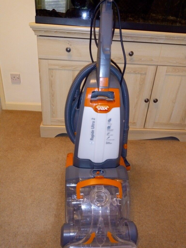How To Clean A Vax Rapide Ultra Carpet Cleaner After Use