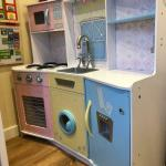 Free Wooden Kids Play Kitchen In Balerno Edinburgh Gumtree