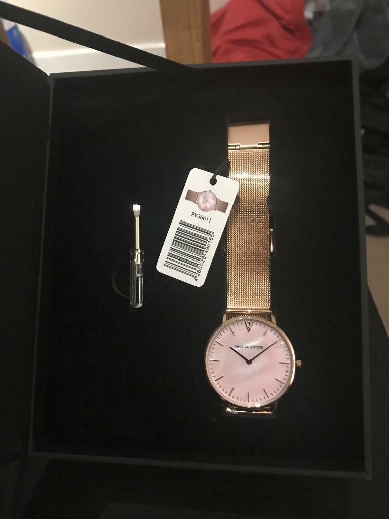 Paul Valentine Watch In Forfar Angus Gumtree