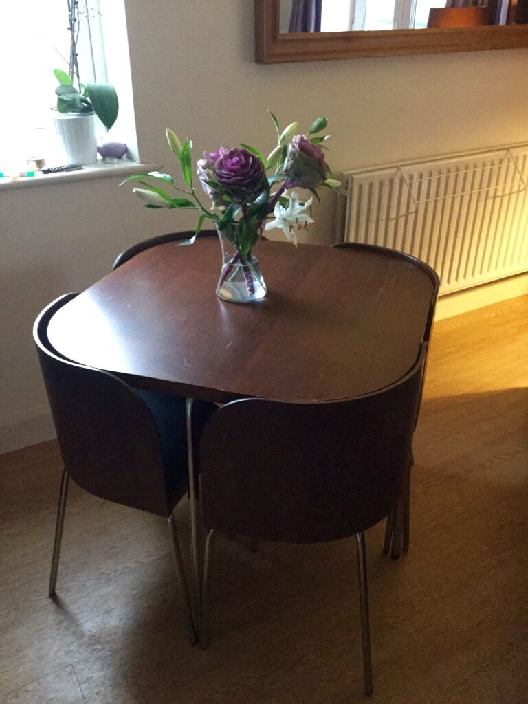 Ikea Fusion Table Amp Chairs For Sale In Islington London