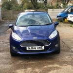Ford Fiesta 1 0 Ecoboost In Dagenham London Gumtree