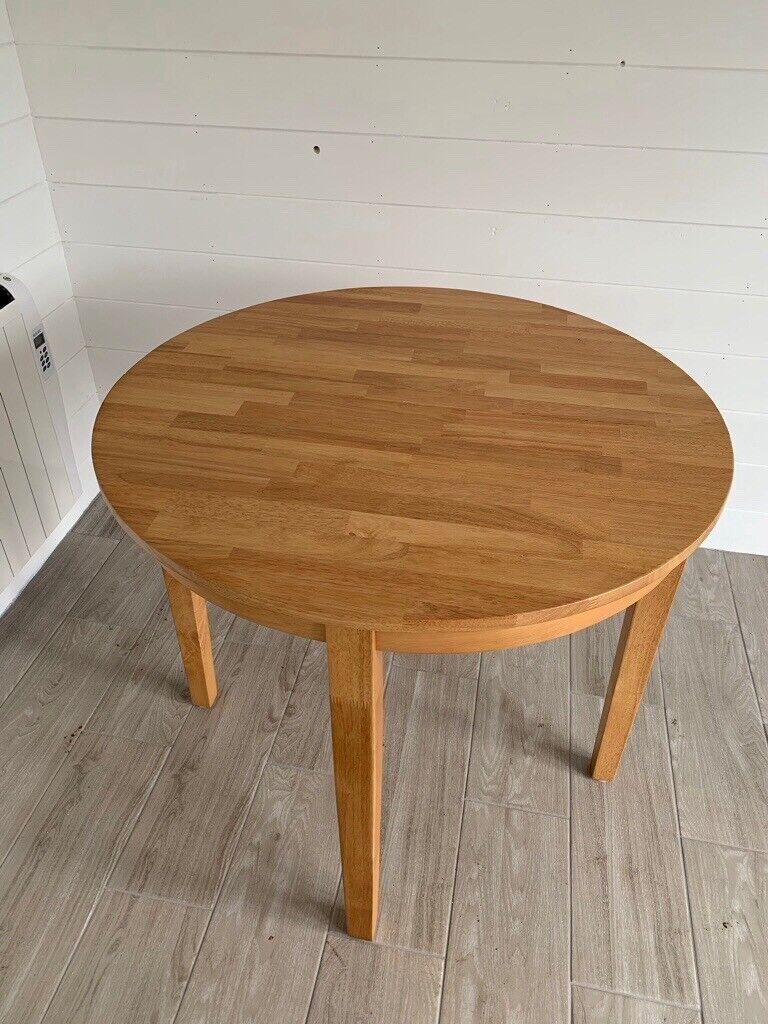 small circular folding dining table in bath somerset Circular Folding Dining Table id=80587