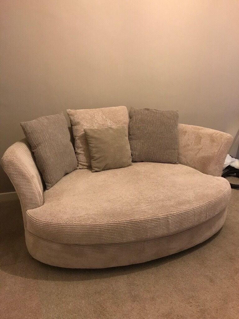 Cuddle Couch Sofa Chair In Aigburth Merseyside