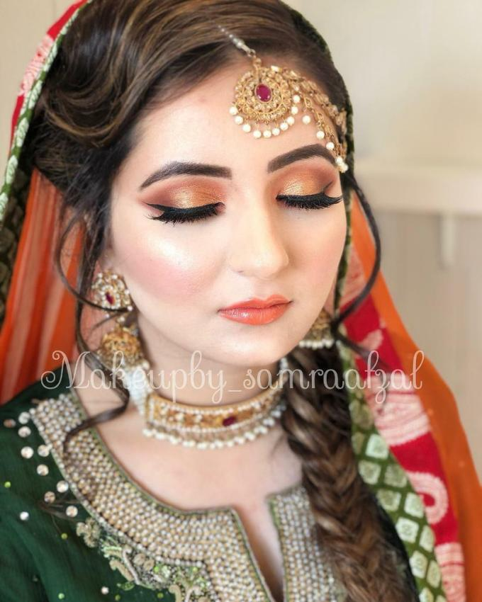 professional makeup artist and hair stylist. | in