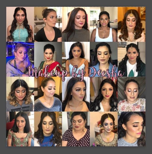 party makeup £70/bridal make up artist £160 mua ilford east