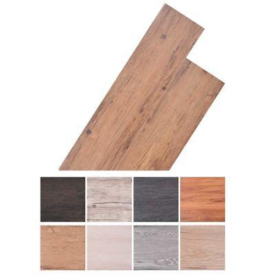 vidaXL  PVC Laminat Dielen 5,26m² Bodenbelag Vinylboden mehrere Auswahl