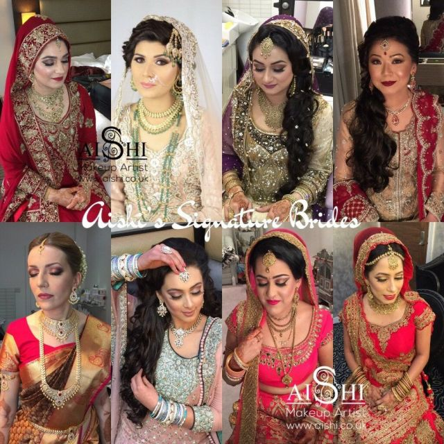 mac & alle'nora asian bridal make up artist, hair stylist