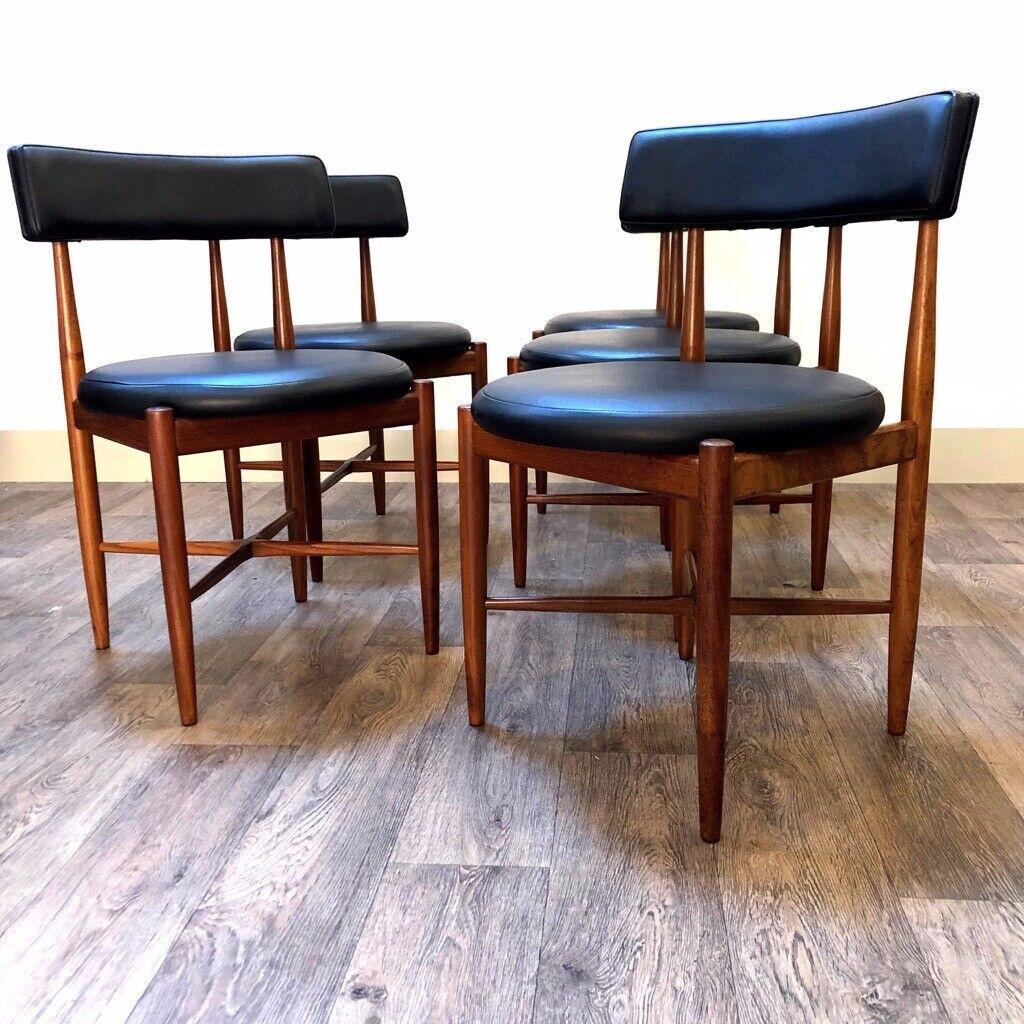 5 G Plan Fresco Teak Dining Chairs Gplan Retro Vintage Mid Century Modern In Leith Edinburgh Gumtree