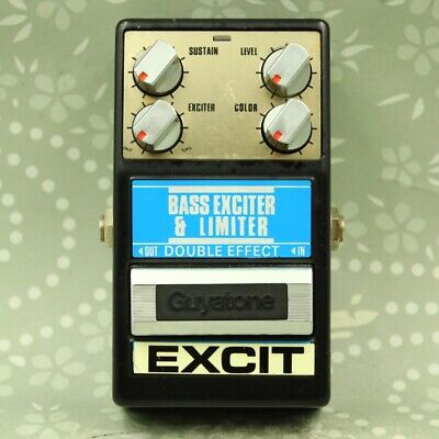Guyatone PS-020 Bass Exciter & Limiter MIJ Vintage guitar effect pedal (8400929)