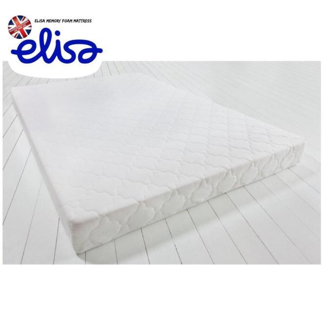 Elisa Memory Foam Mattress Free Delivery