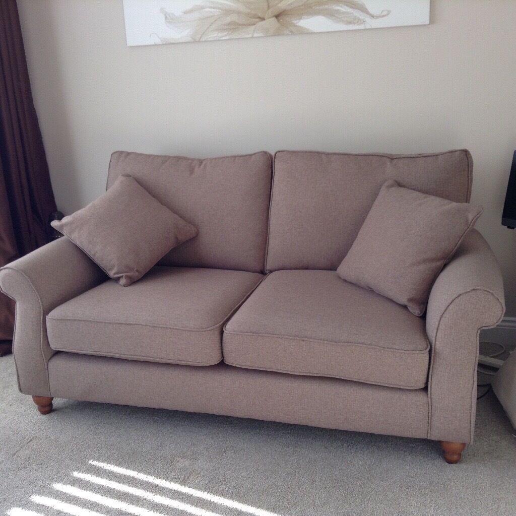 New Next Ashford Sofa Beige Medium Size Model In South