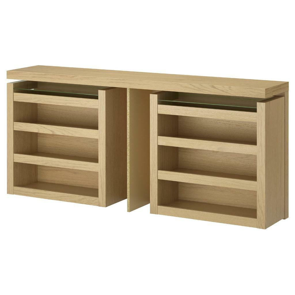 Ikea Malm Storage Headboard For King Size Bed Pull Out