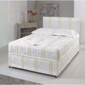 Brand New Double Divan Super Orthopedic Bed Base