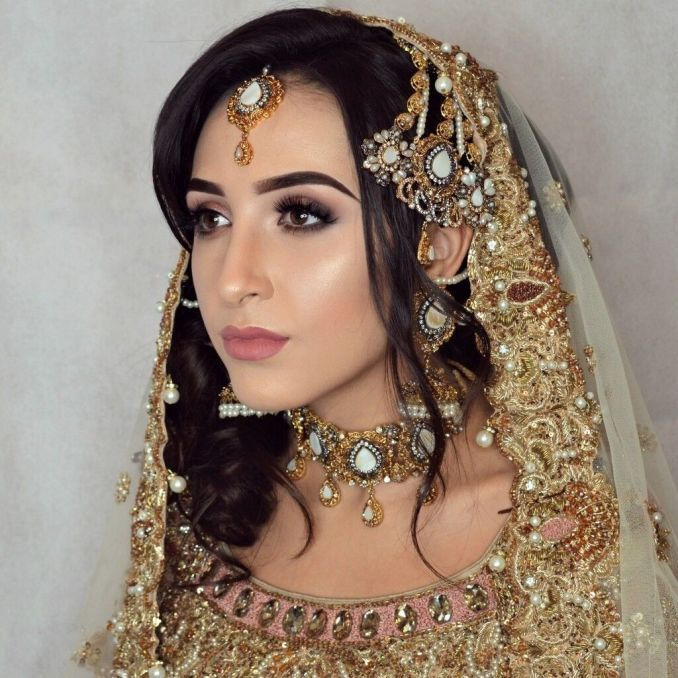 qualified hair and makeup artist- party + bridal. bradford