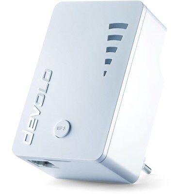 Devolo WiFi Repeater ac 1200 Mbit/s, 1x Gigabit, WPS, WLAN Kundenretoure wie neu