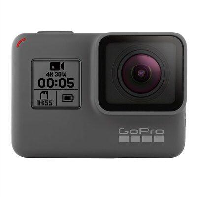 GoPro Hero5 Black Action Kamera 12 Megapixel schwarz/grau WLAN GPS 4K ActionCam
