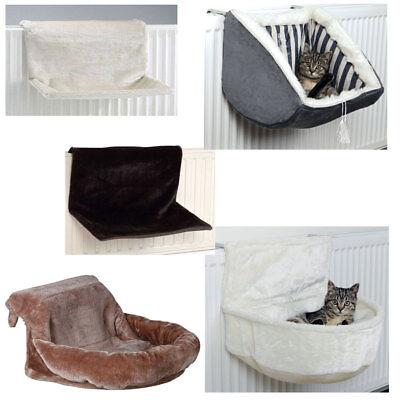 Heizkörperliege Heizungsliege Kuschelhöhle Hängematte verstellbar Katzenliege