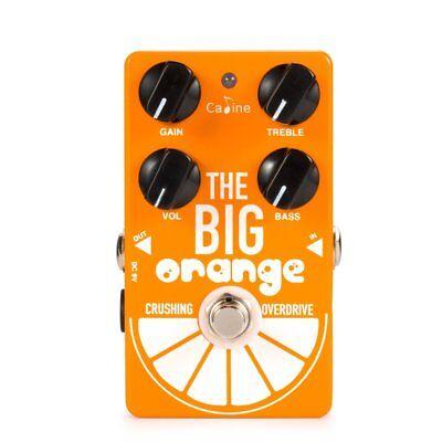 Caline CP-54 The Big Orange Guitar Effects Pedal
