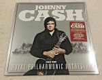 JOHNNY CASH And The Royal Philharmonic Orchestra: 2020 NEW VINYL LP:*ShrinkTear