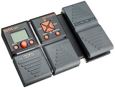 ZOOM B1Xon Bass Effects Pedal with Expression Pedal New in Box