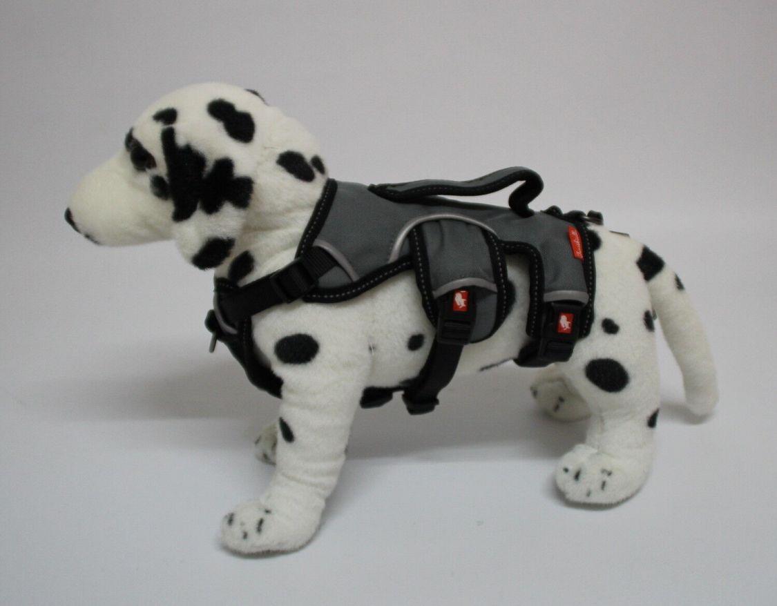 Ferribiella Hundegeschirr / Sicherheitsgeschirr Farbe grau Grösse S bis XL