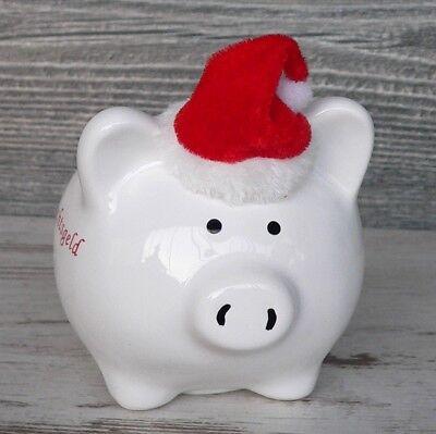 Sparschwein Weihnachtsgeld Geldgeschenk Weihnachten Nikolaus Weihnachtsmann