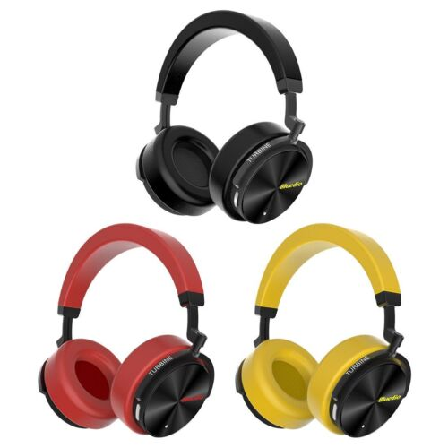 Bluetooth Kopfhörer Bluedio T5 (Turbine)  Active Noise Cancelling Kopfhörer