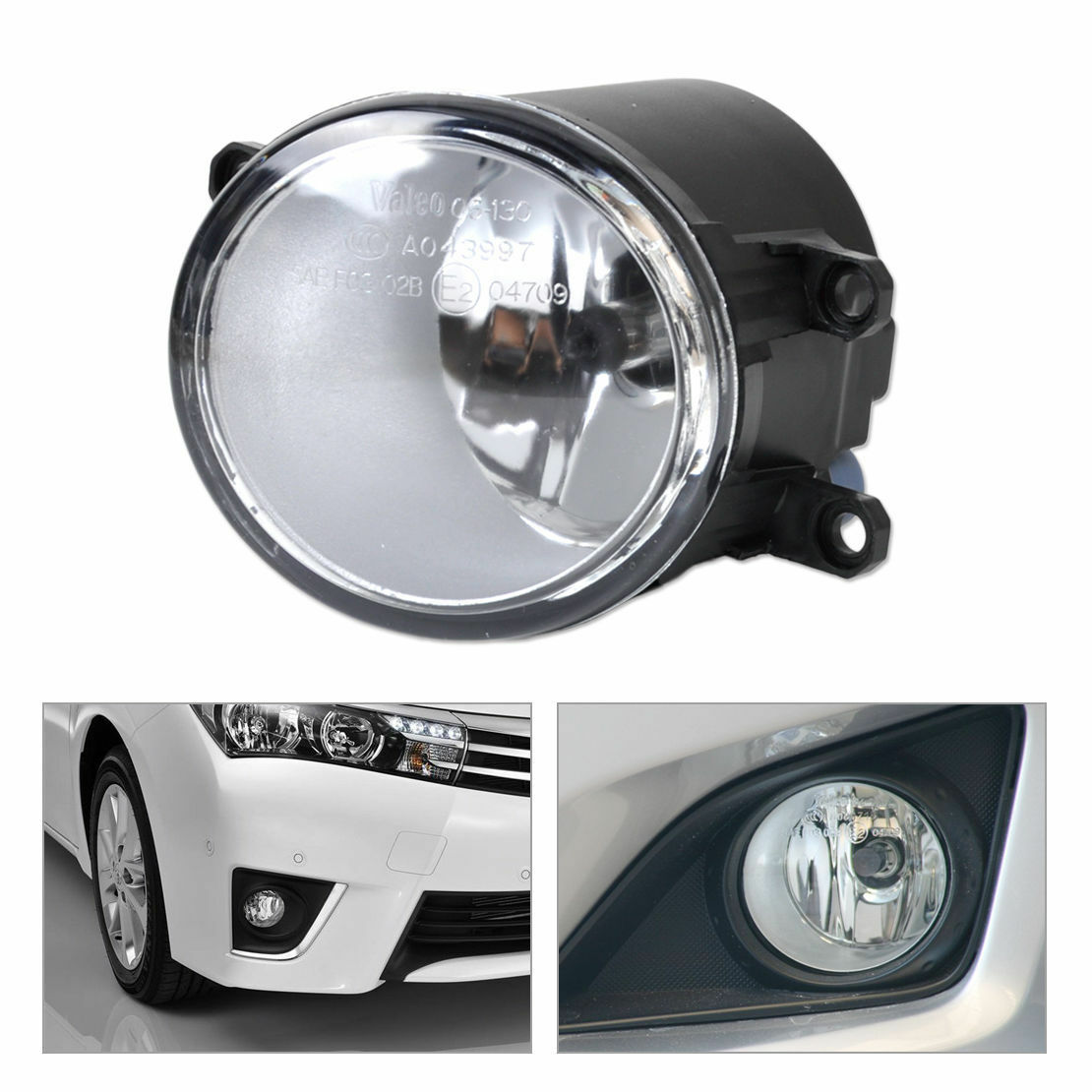 Toyota Yaris 2007 Light Bulbs