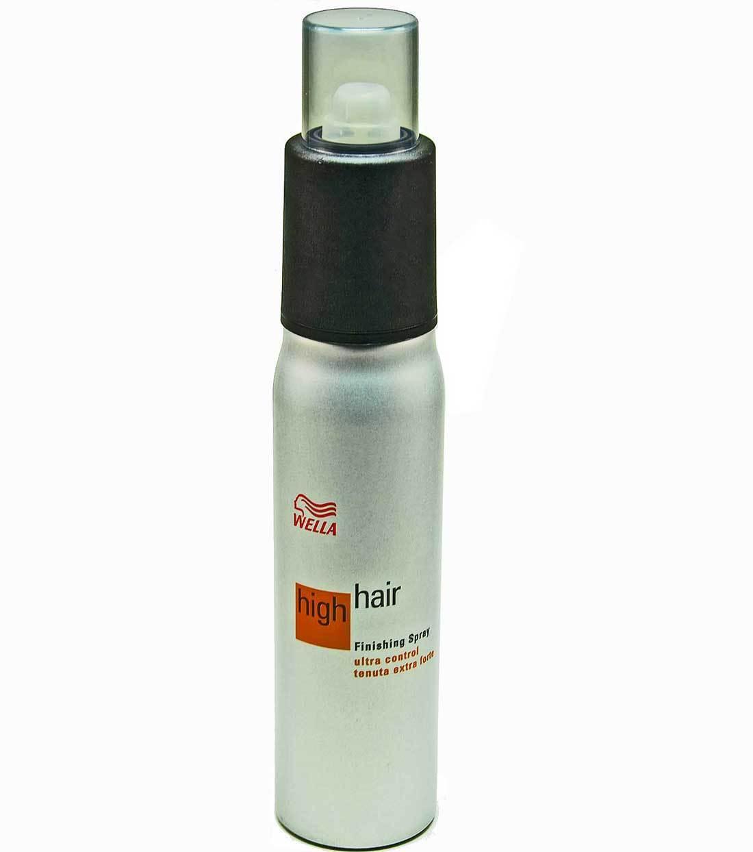 Wella High Hair Finishing Spray Haarlack - Ultra Starker Halt - 300ml