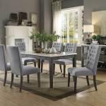 Homey Design Hd 8019 Classic Antique Cream Finish Dining Room Set 8 Pcs For Sale Online Ebay