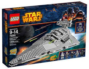 Lego Star Wars Imperial Star Destroyer 2014 75055