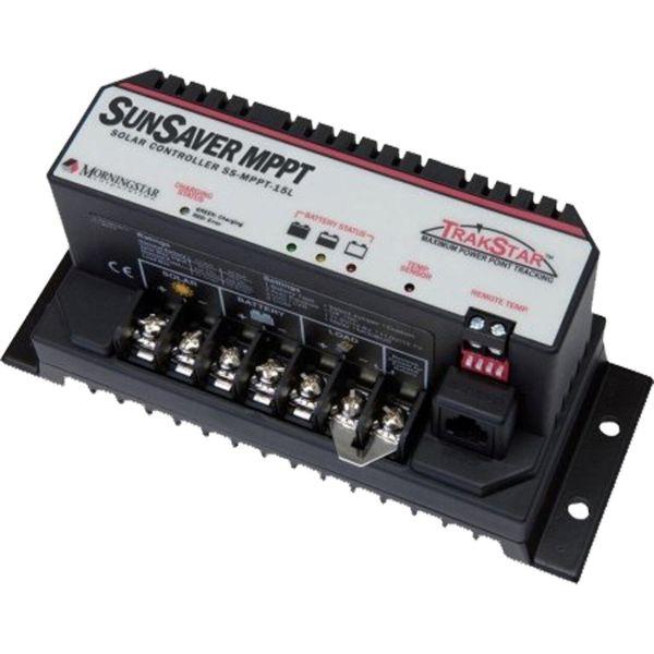 Morningstar Sunsaver MPPT Charge Controller SS-MPPT-15L ...