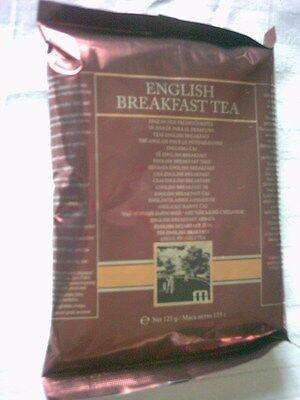 Amway English Breakfast Tea 125 g ( 40 Teebeutel)  1kg = 19,20€