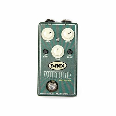 T-Rex Vulture Distortion - Effects Pedal