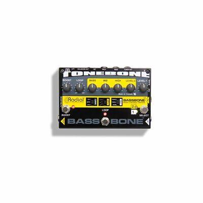 Radial Tonebone Bassbone V2 Instrument Preamp 2 Channel
